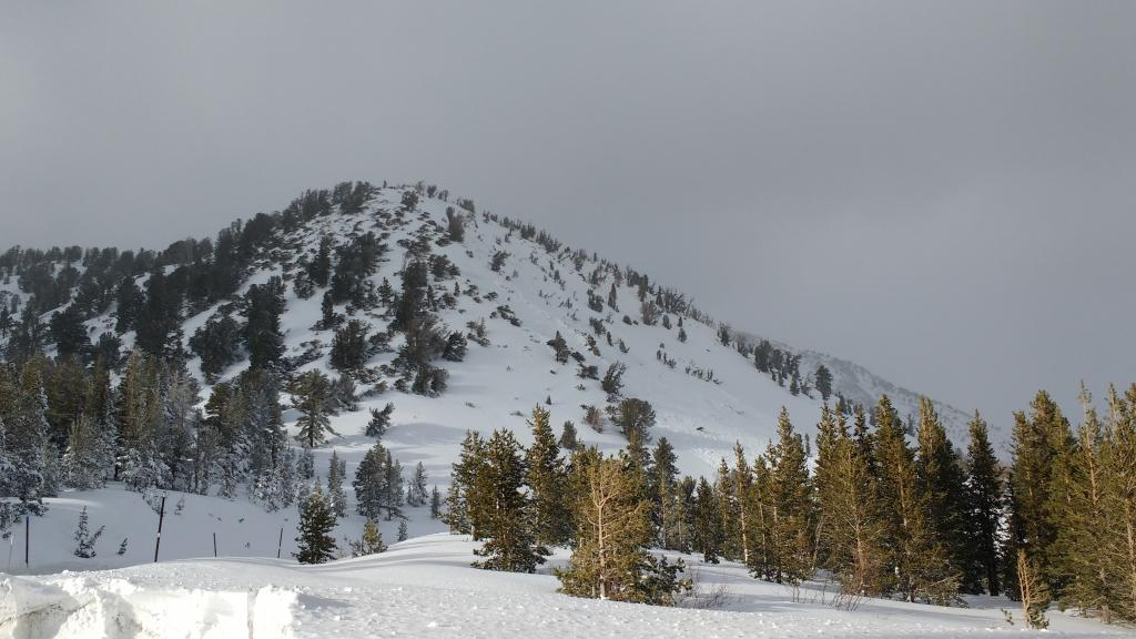 """<a href=""""/avalanche-terms/avalanche"""" title=""""A mass of snow sliding, tumbling, or flowing down an inclined surface."""" class=""""lexicon-term"""">Avalanche</a> overview photo. Zoom in to see details."""