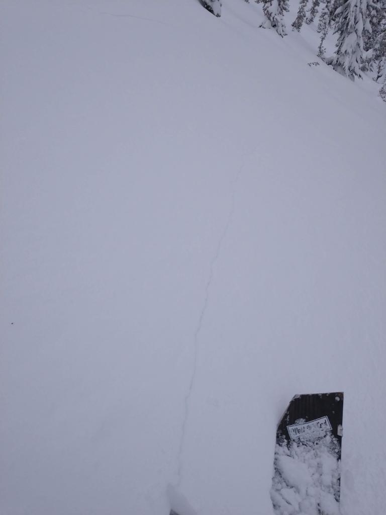 Shooting Cracks from Ski Tips