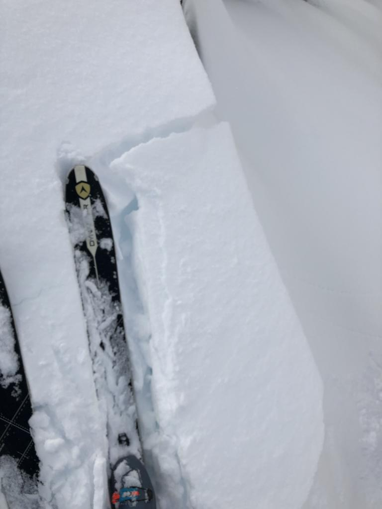 Small cornices would fail with a low amount of effort