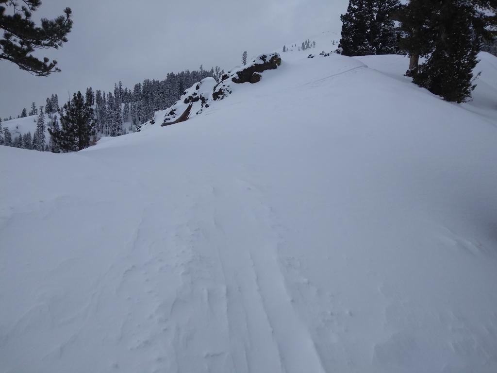 "<a href=""/avalanche-terms/skin-track"" title=""Backcountry skiers and some snowboarders ascend slopes using climbing skins attached to the bottom of their skis."" class=""lexicon-term"">Skin track</a> refill within an hour."
