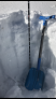 90cm HS 15cm fluff w thick ice layer