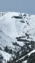 View of Mt Houghton slab as seen from Mt Rose