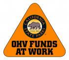 CA OHMVR